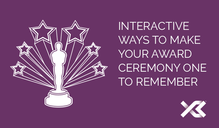 Interactive Ways To Make Your Award Ceremony One To Remember