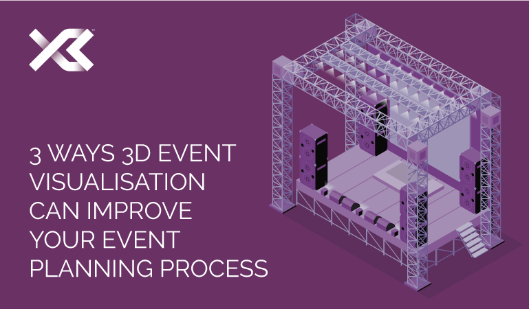 3 Ways 3D Event Visualisation Can Improve Your Event Planning Process