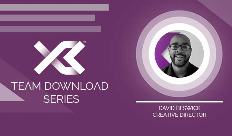 X3 Team Download Series: David Beswick