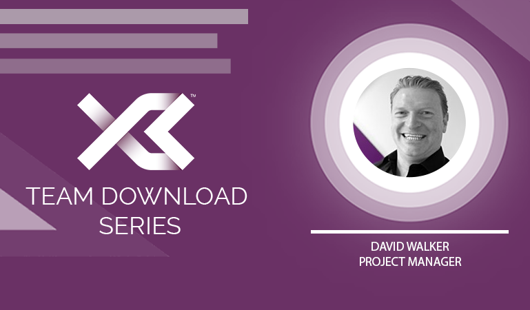X3 Team Download Series: David Walker