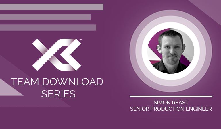 X3 Team Download Series: Simon Reast