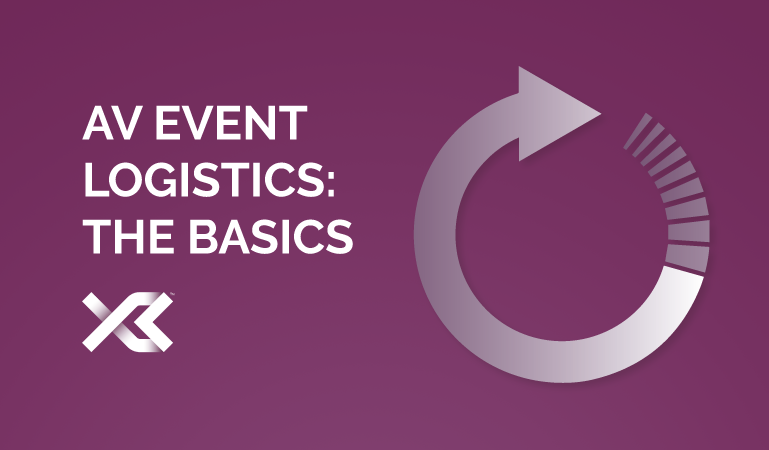 AV Event Logistics: The Basics