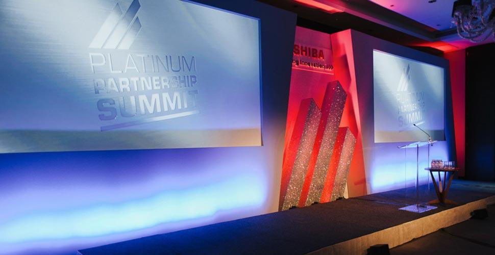Toshiba Awards Ceremonies   X3 Solutions Ltd